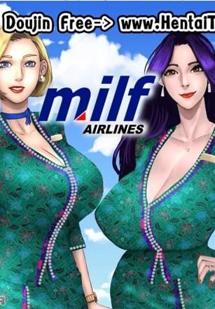 เชิญคุณบินกับนางฟ้า 3 – กัปตัน – [Scarlet Ann] Milf Airline – 3